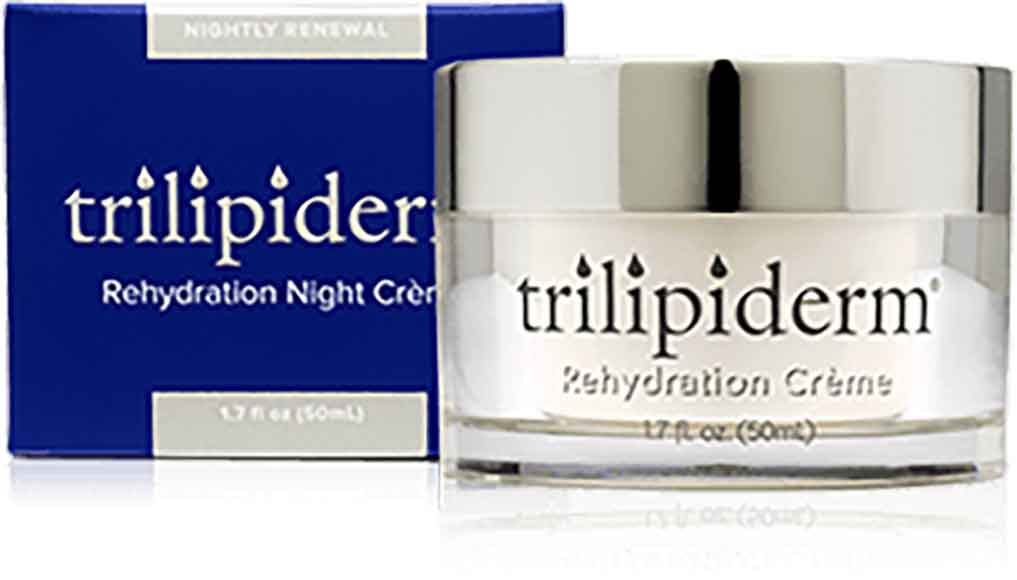 Trilipiderm Redydration Night Crème