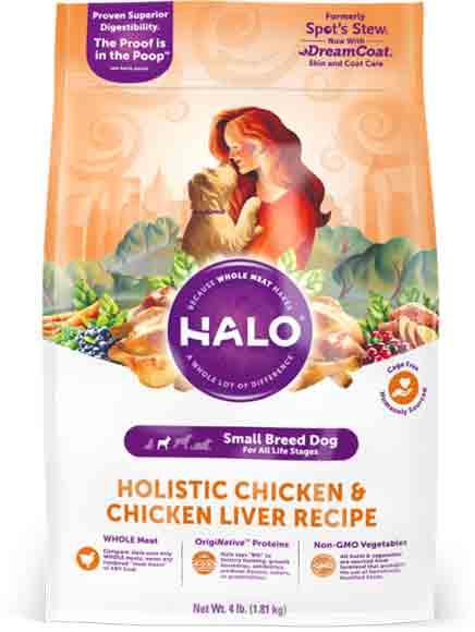 Halo Dry Dog Food