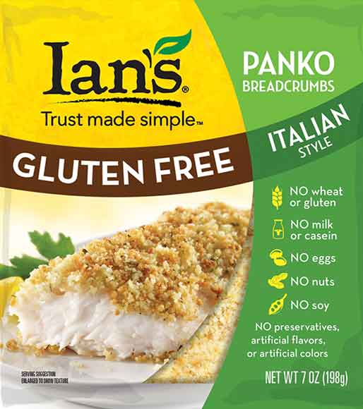 how to season panko bread crumbs for fish