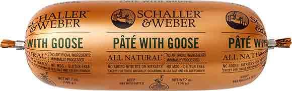 Pâté with Goose