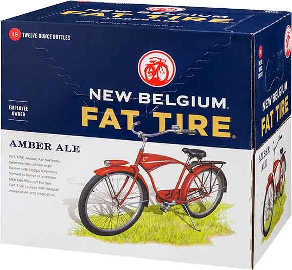 New Belgium 12-Packs