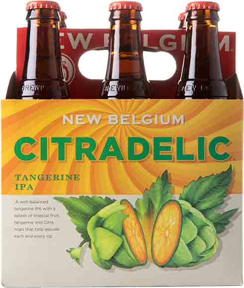 New Belgium 6-Packs