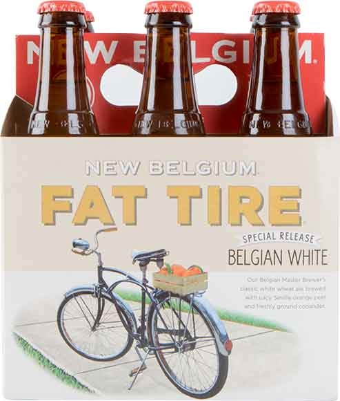 New Belgium or Sierra Nevada 6-Packs