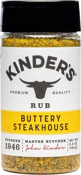 Kinder's Rubs