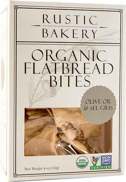 Rustic Bakery Cookies or Flatbread Bites