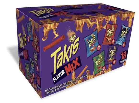 Takis Variety Pack