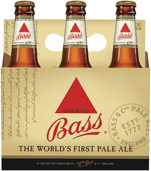 Beck's or Bass 6 Packs