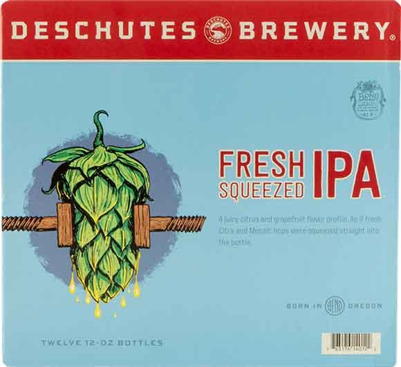 Deschutes Fresh Squeezed IPA