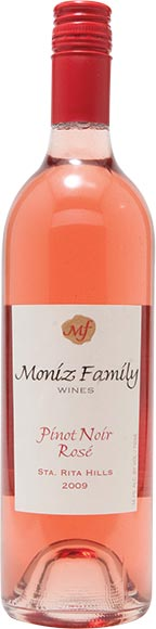 Moniz Family Pinot Noir Rosé