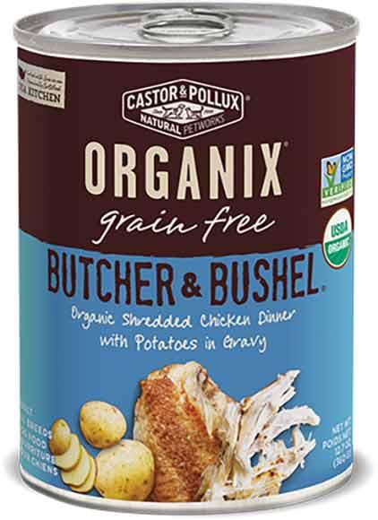 Castor & Pollux Pet Food or Treats