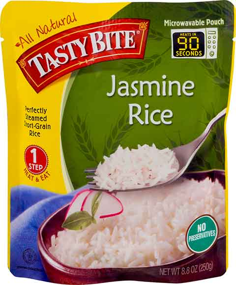 Tasty Bite Rice Dishes