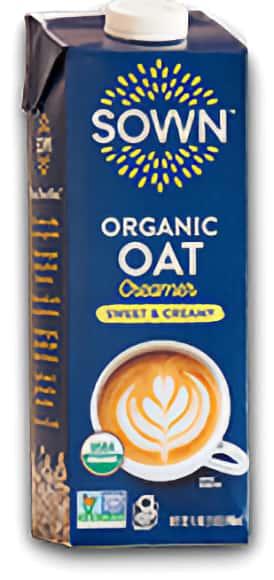 Sown Oat Creamers