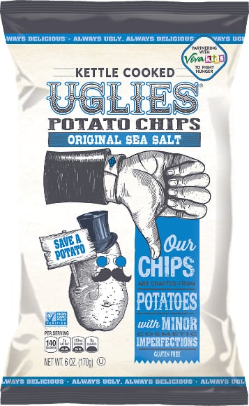 Uglies Kettle Cooked Potato Chips