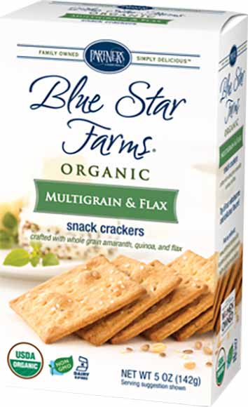 Blue Star Farms Crackers