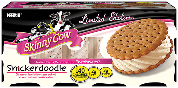 Skinny Cow Ice Cream Novelties