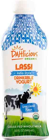 Dahlicious Yogurt Drinks