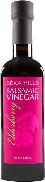 Seka Hills Elderberry Basalmic Vinegar