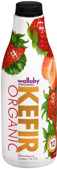 Wallaby Organic Kefir