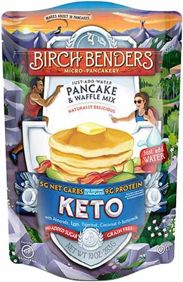 Birch Benders Keto Pancake or Waffle Mix