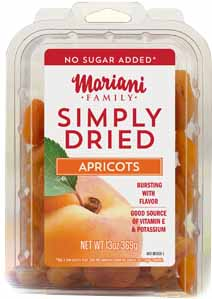 Mariani Simply Dried Fruit