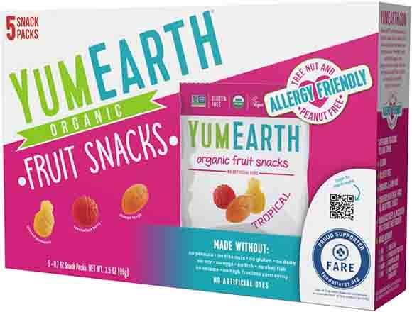 Yumearth Organic Fruit Snacks