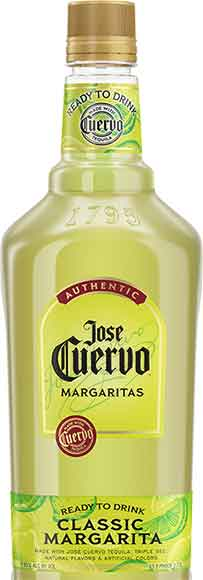 Jose Cuervo Authentic Lime Margarita