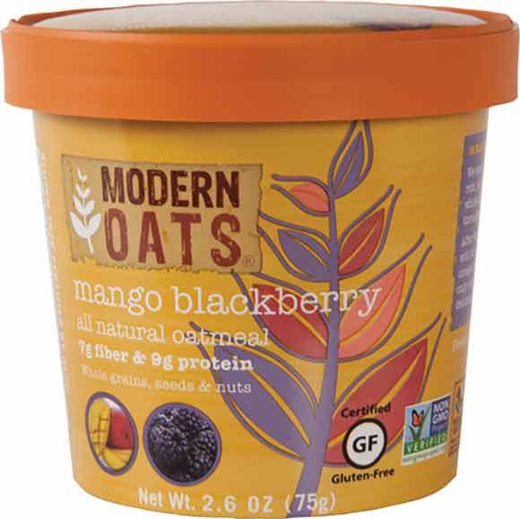 Modern Oats Gluten Free Oatmeal