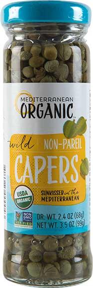Mediterranean Organic Capers