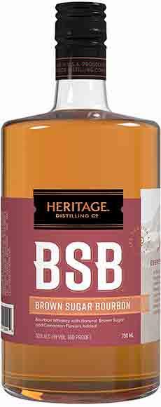 Heritage BSB Bourbon