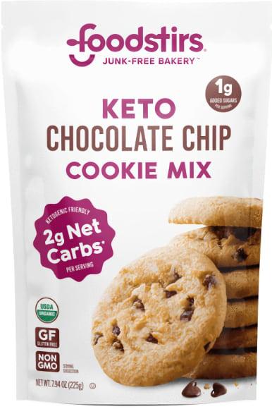 Foodstirs Keto Baking Mixes