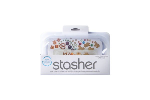 Stasher Snack Bags