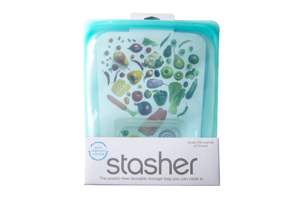 Stasher Half Gallon Bags