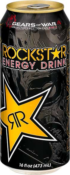 Rockstar Energy Drinks