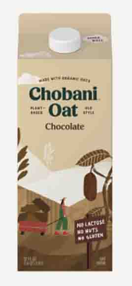 Chobani Oat Milk