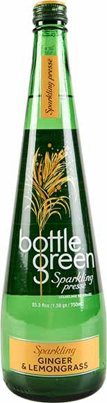 Bottle Green Sparkling Beverages