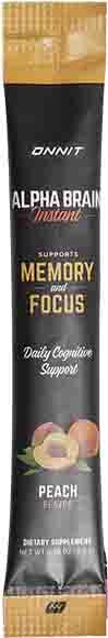 Onnit Alpha Brain Supplements
