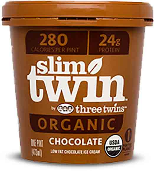 Three Twins Slim Ice Cream