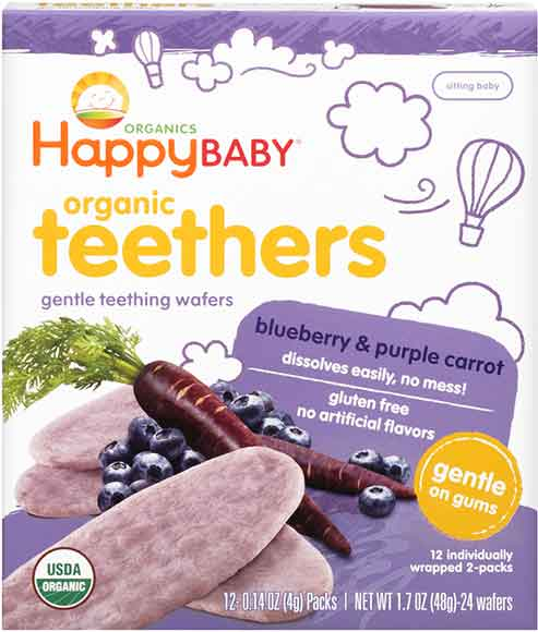 Happy Baby Teethers