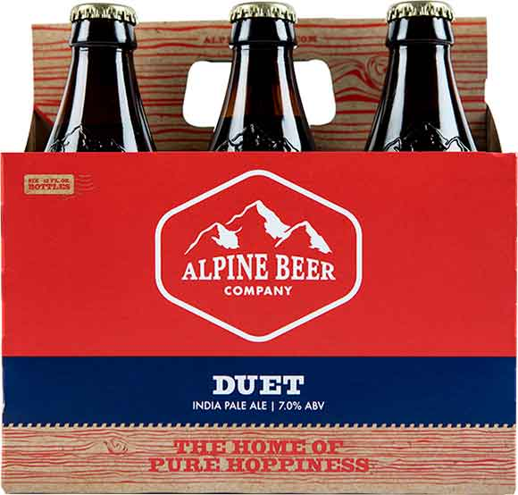Alpine Duet 6-Packs