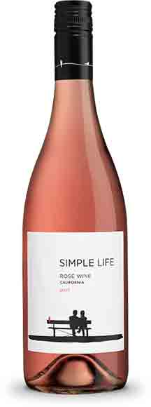 Simple Life Pinot Noir or Rosé