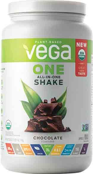 Vega One Organic Shakes