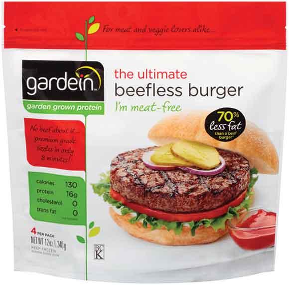 Gardein Meatless Proteins