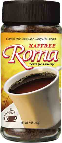 Kaffree Roma Coffee Substitute