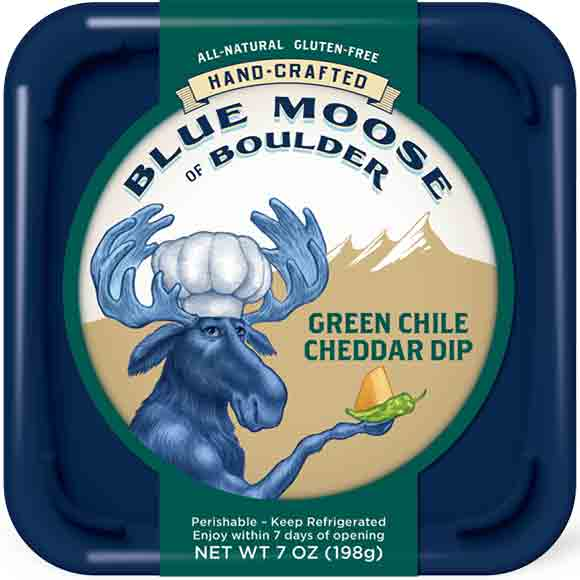 Blue Moose Dips