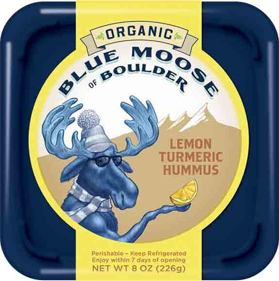 Blue Moose Hummus