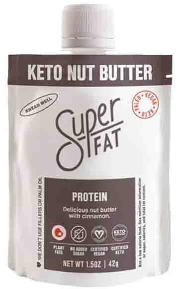 Super Fat Nut Butters