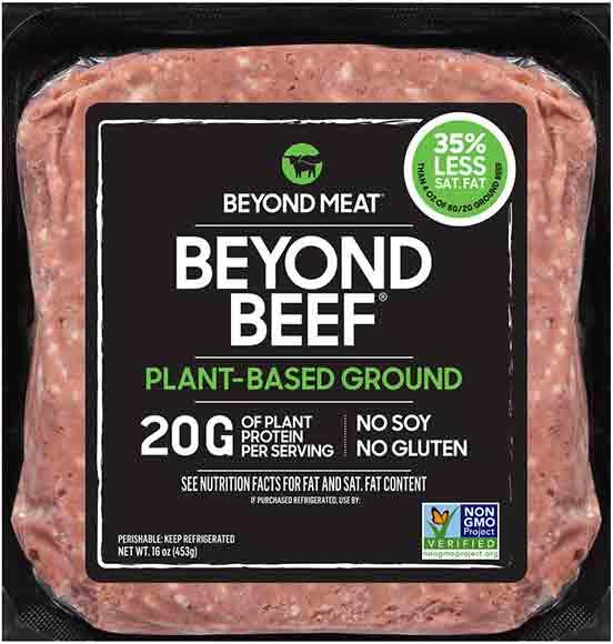 Beyond Meat BeyondBeef