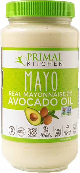 Primal Kitchen Mayonnaise with Avocado Oil