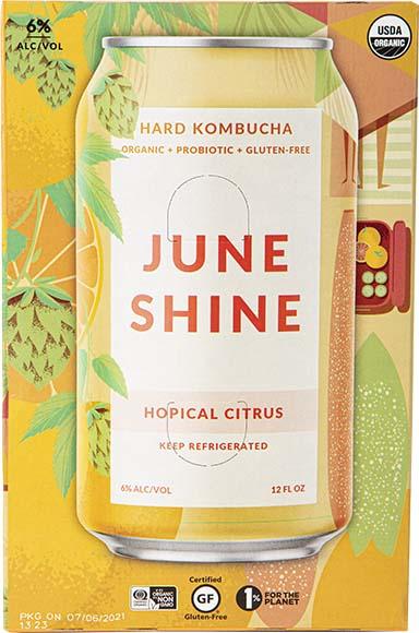 Juneshine Hard Kombucha