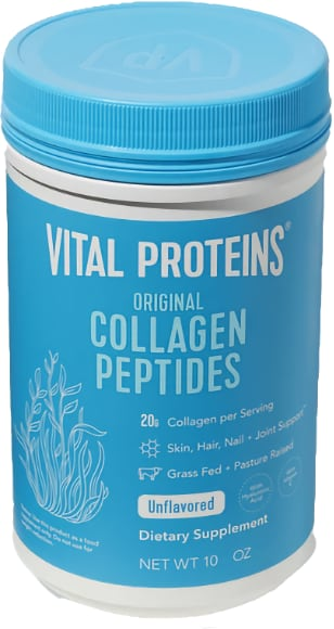 Vital Proteins Collagen and Gelatin Tubs